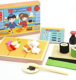 Djeco Role Play: Aki & Maki Sushi Box