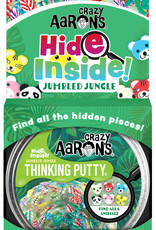 "Crazy Aaron's Putty World Hide Inside 4"": Jumbled Jungle"