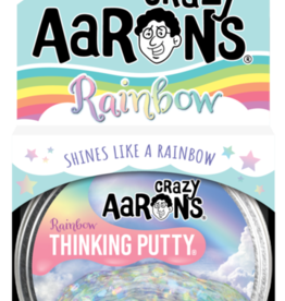 Crazy Aaron's Putty World Rainbow 4""