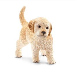 Schleich Golden Retriever, puppy