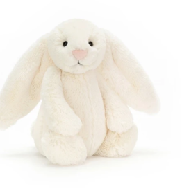 Jellycat Bashful Cream Bunny: Medium 12""