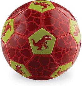 Crocodile Creek Soccer Ball, Size 3: Dinosaur