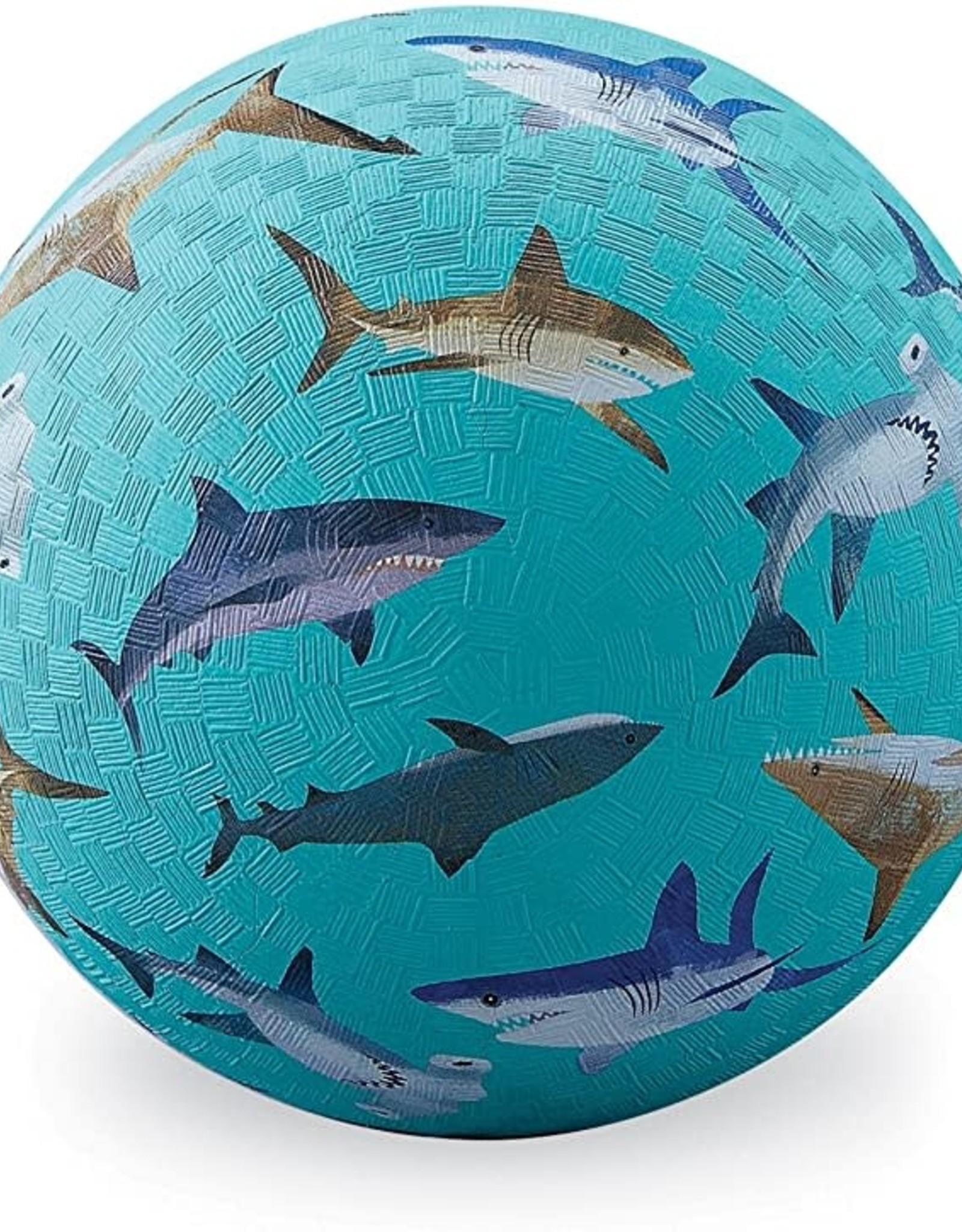 "Crocodile Creek 7"" Playball: Sharks"