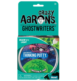 "Crazy Aaron's Putty World Ghostwriters 4"": Invisible Ink"