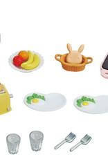 Epoch Everlasting Play Breakfast Playset