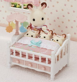 Epoch Everlasting Play Crib with Mobile