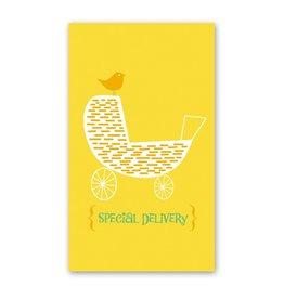 Rock Paper Scissors Enclosure Card: Baby Buggy