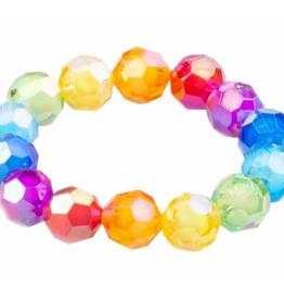 Creative Education Chunky Bobble Multicolour Bracelet