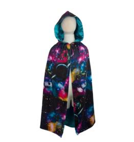 Creative Education Galaxy Cloak, Multi, Size 5-6