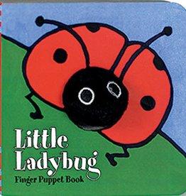Chronicle Books LITTLE Ladybug: FINGER PUPPET BOOK BB