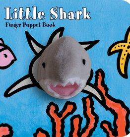 Chronicle Books LITTLE Shark: FINGER PUPPET BOOK BB