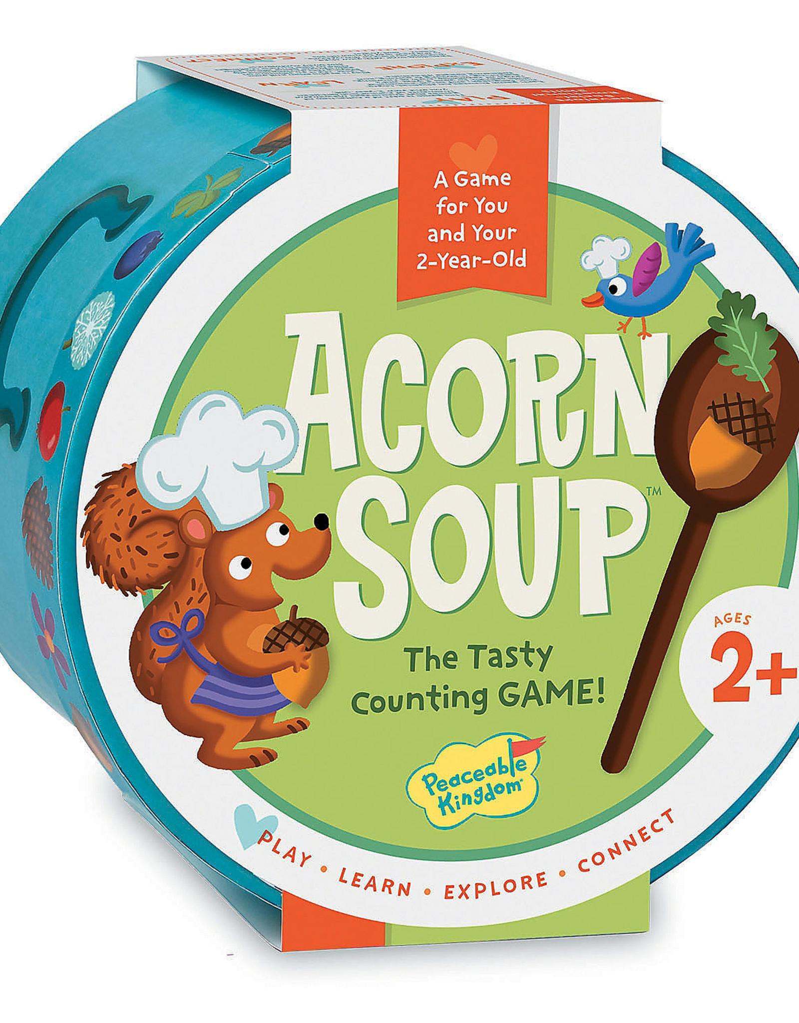 Mindware Acorn Soup