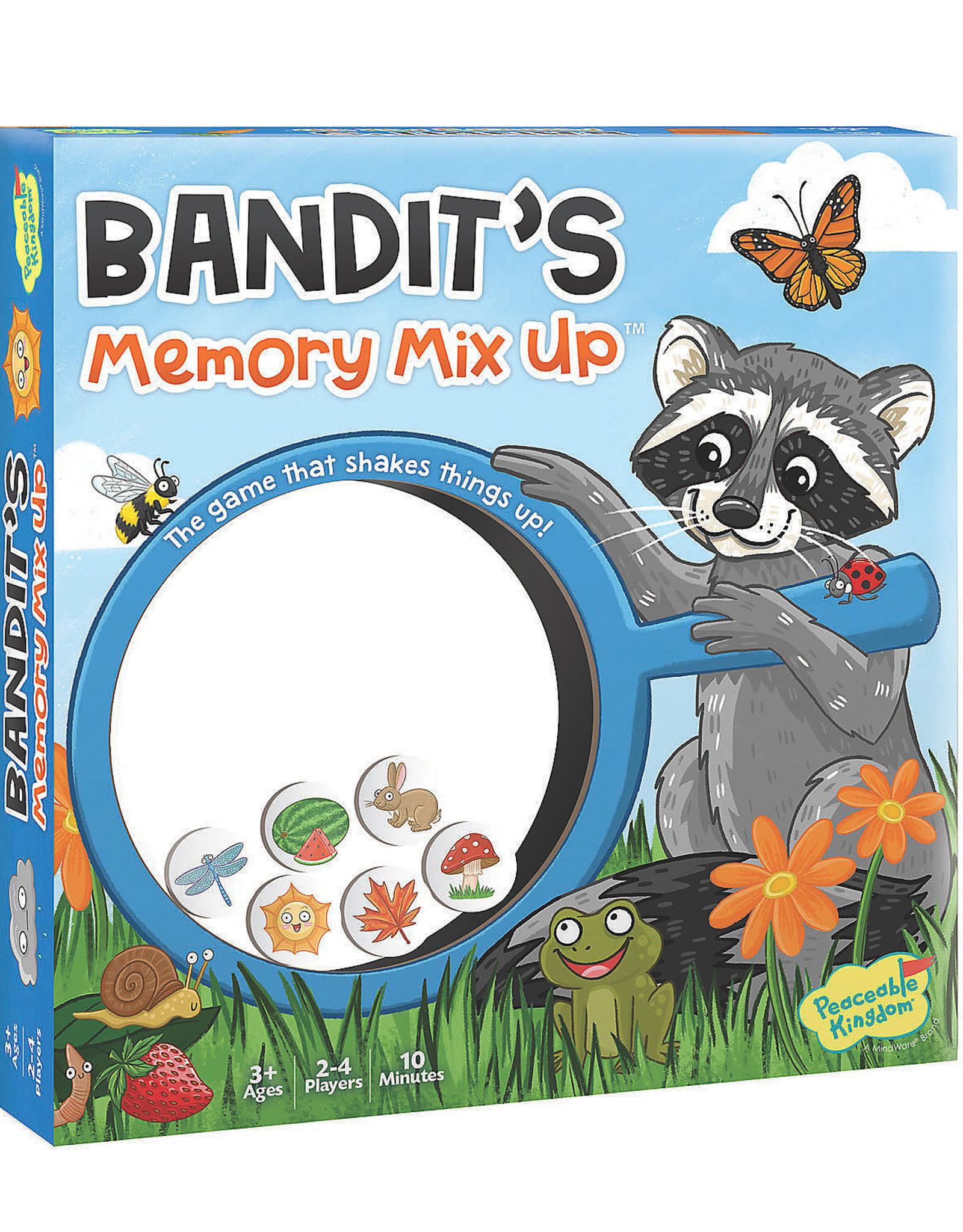Mindware Bandit's Memory Mix Up