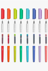 Ooly Color Write Fountain Pens: Set of 8