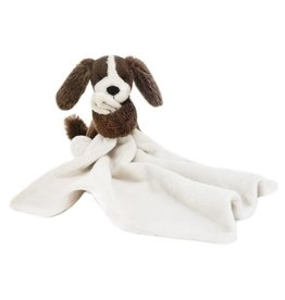 Jellycat Bashful Fudge Puppy Soother
