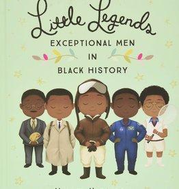 Hachette Little Legends: Exceptional Men in Black Histor