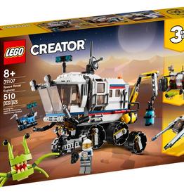 Lego Space Rover Explorer