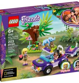 Lego LEGO Friends Baby Elephant Jungle Rescue