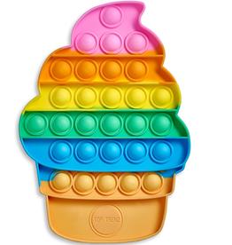 Top Trenz OMG Pop Fidgety: Ice Cream Cone
