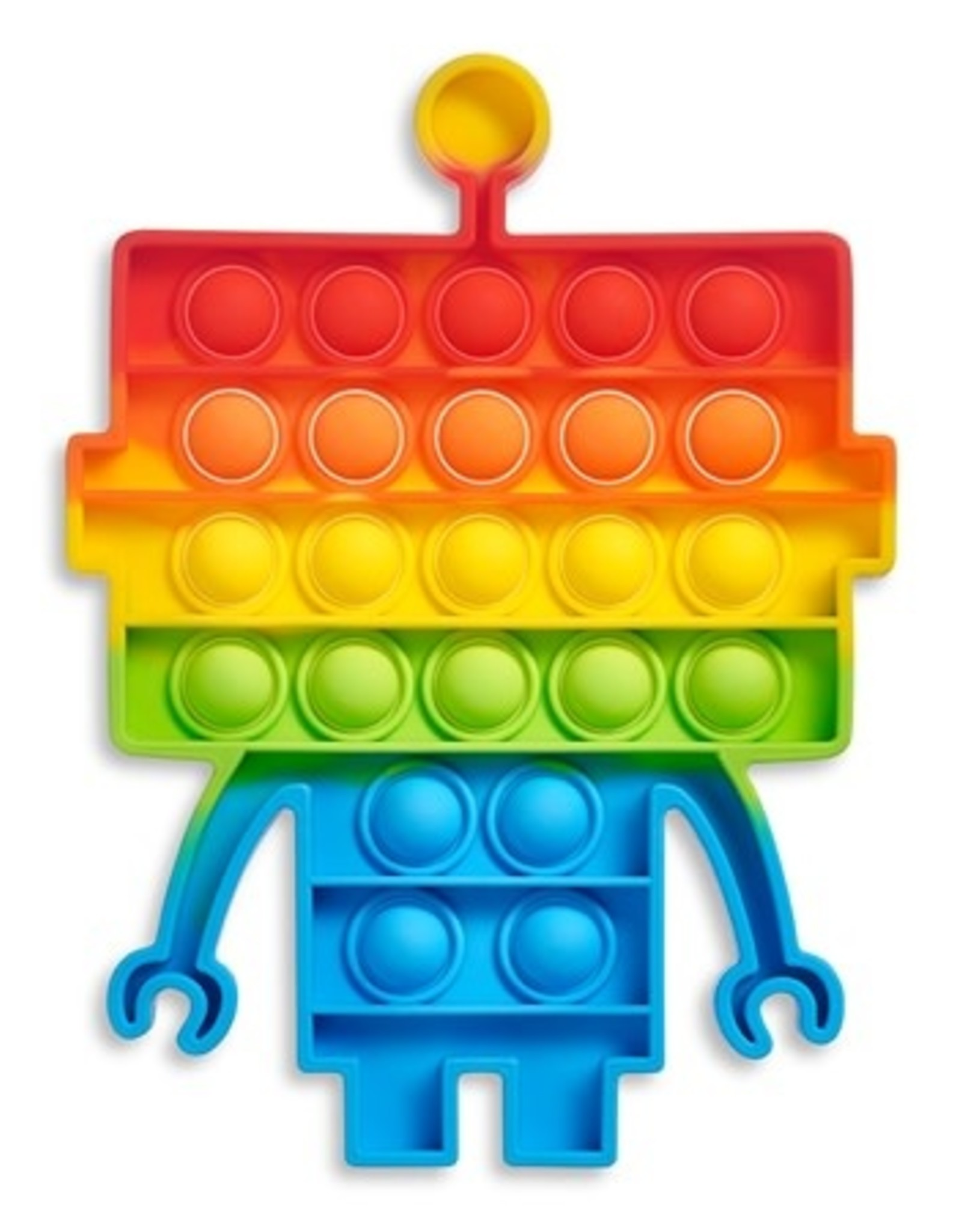 Top Trenz OMG Pop Fidgety: Robot