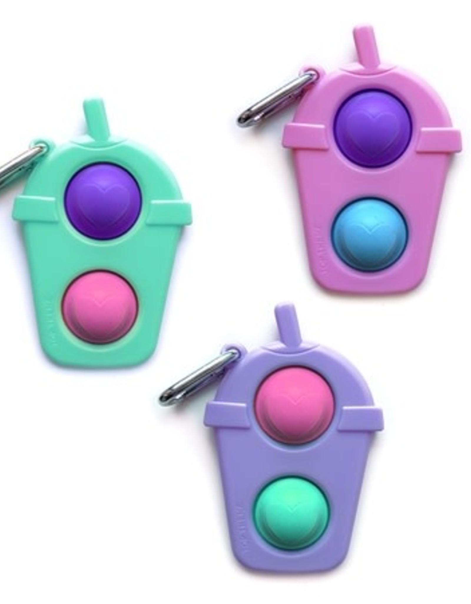 Top Trenz OMG Mega Pop: Frappe Keychain