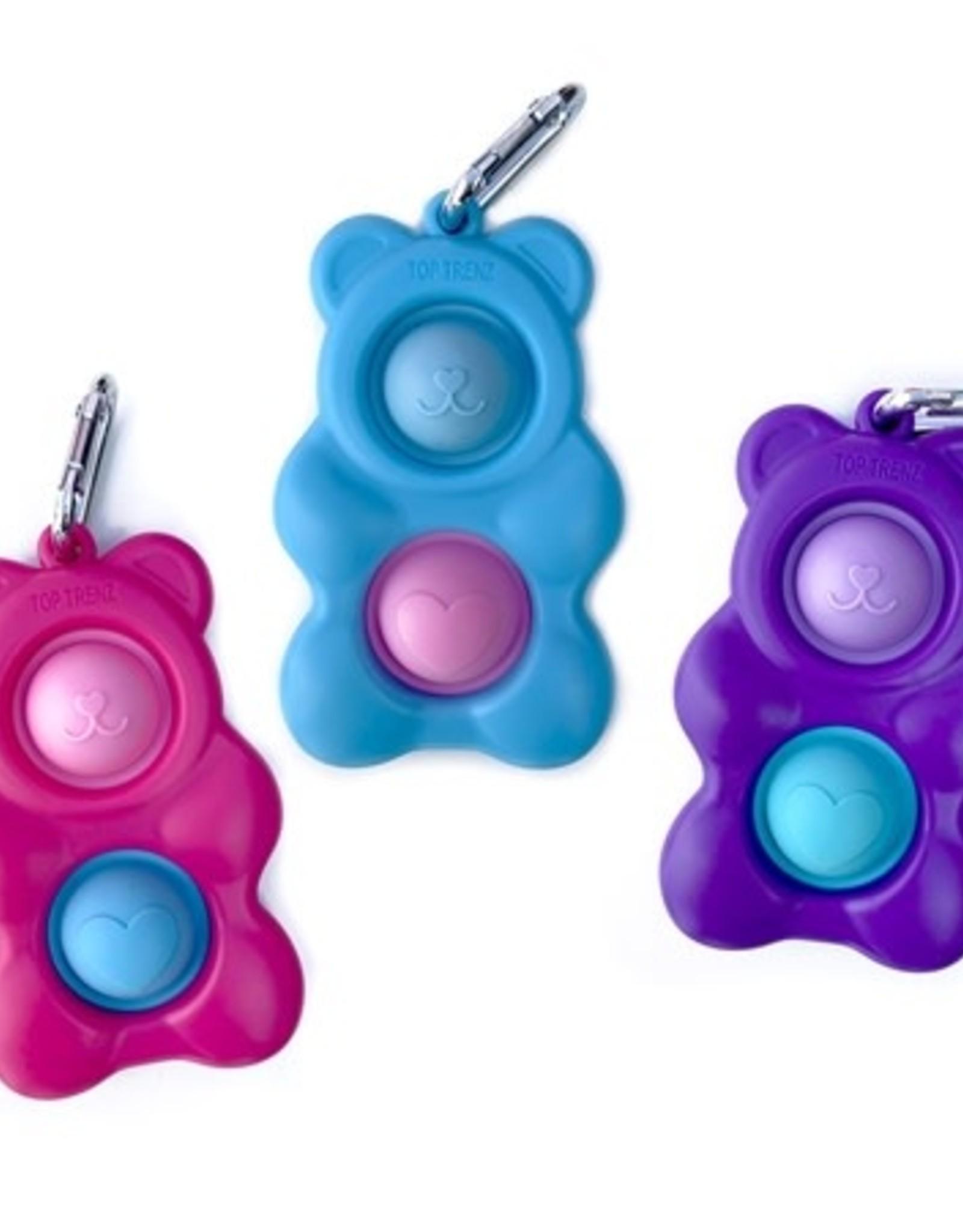 Top Trenz OMG Mega Pop: Gummy Bear Keychain
