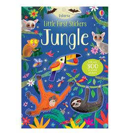 EDC Publishing Little Stickers: Jungle