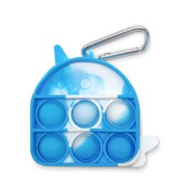 Top Trenz OMG Pop Fidgety: Assorted Keychains