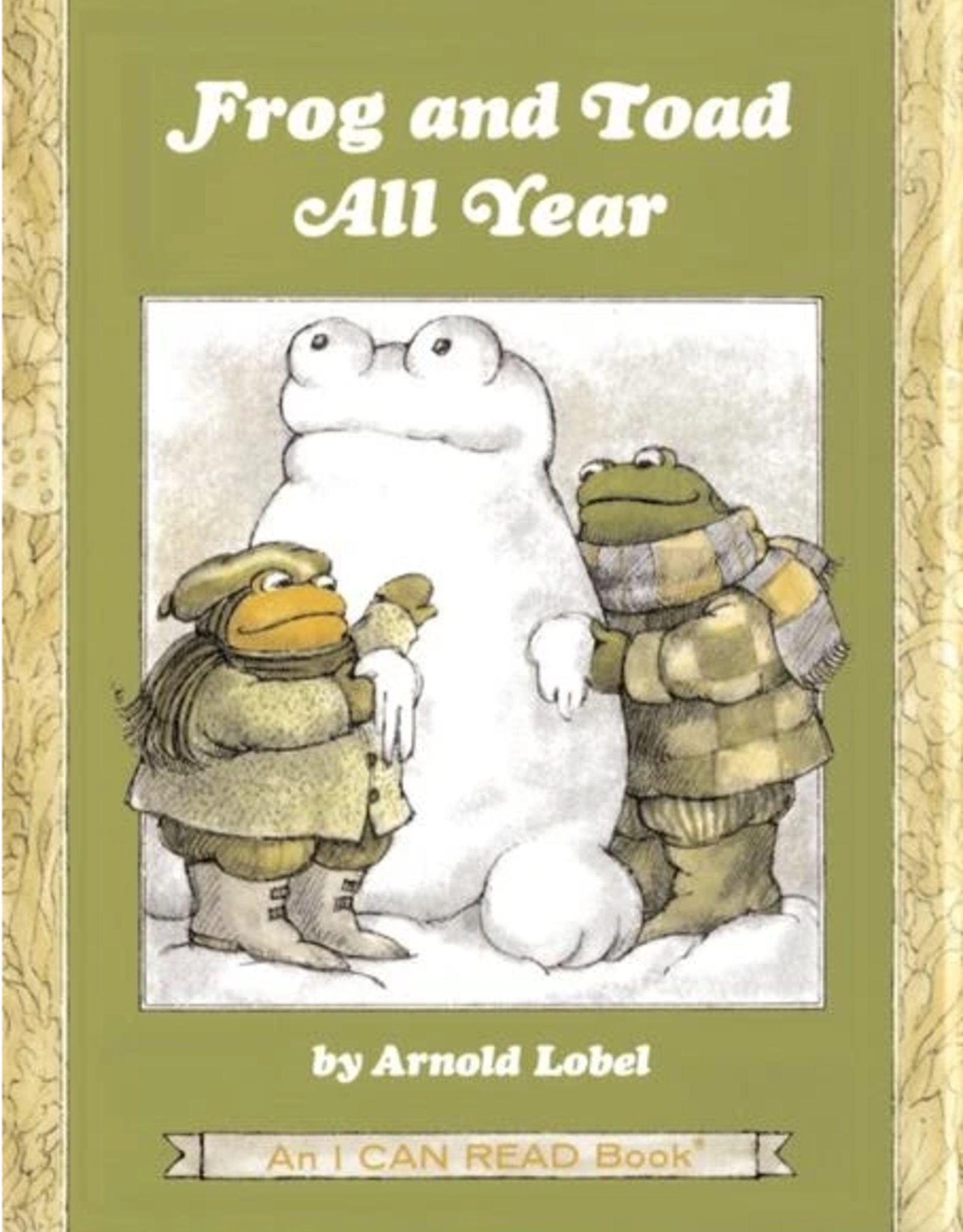 Harper Collins Frog and Toad All Year