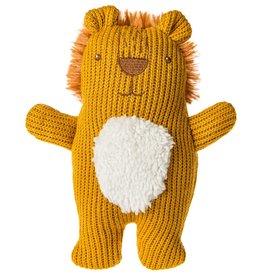 Mary Meyer Knitted Nursery Loveys: Lion