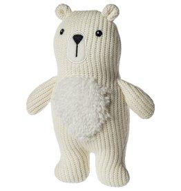Mary Meyer Knitted Nursery Loveys: Bear