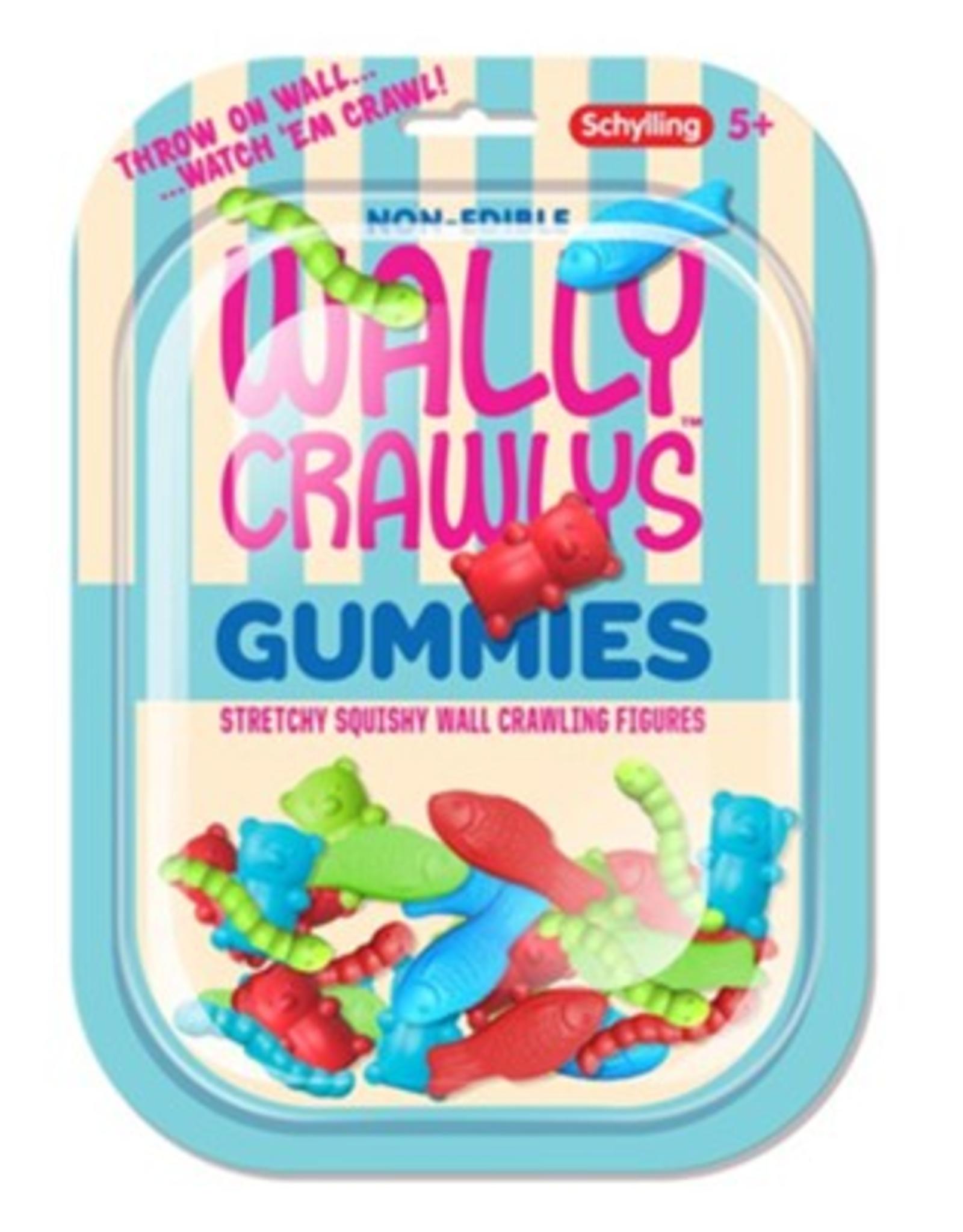 Schylling Gummies Wally Crawly