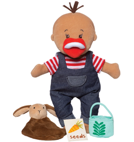 The Manhattan Toy Company Wee Baby Stella Farmer Set