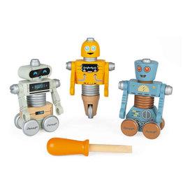 Janod Brico'Kids DIY Robots
