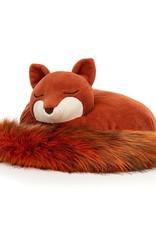 """Jellycat Nestie Fox 16"""""""
