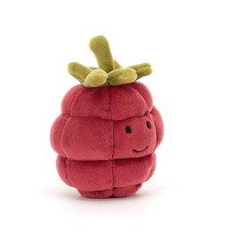 """Jellycat Fabulous Fruit Raspberry 4"""""""