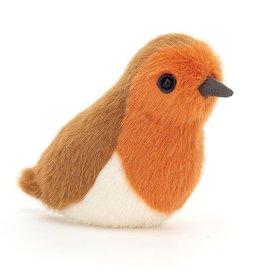 "Jellycat Birdling Robin 4"""