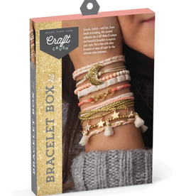Ann Williams Bracelet Box - Gold