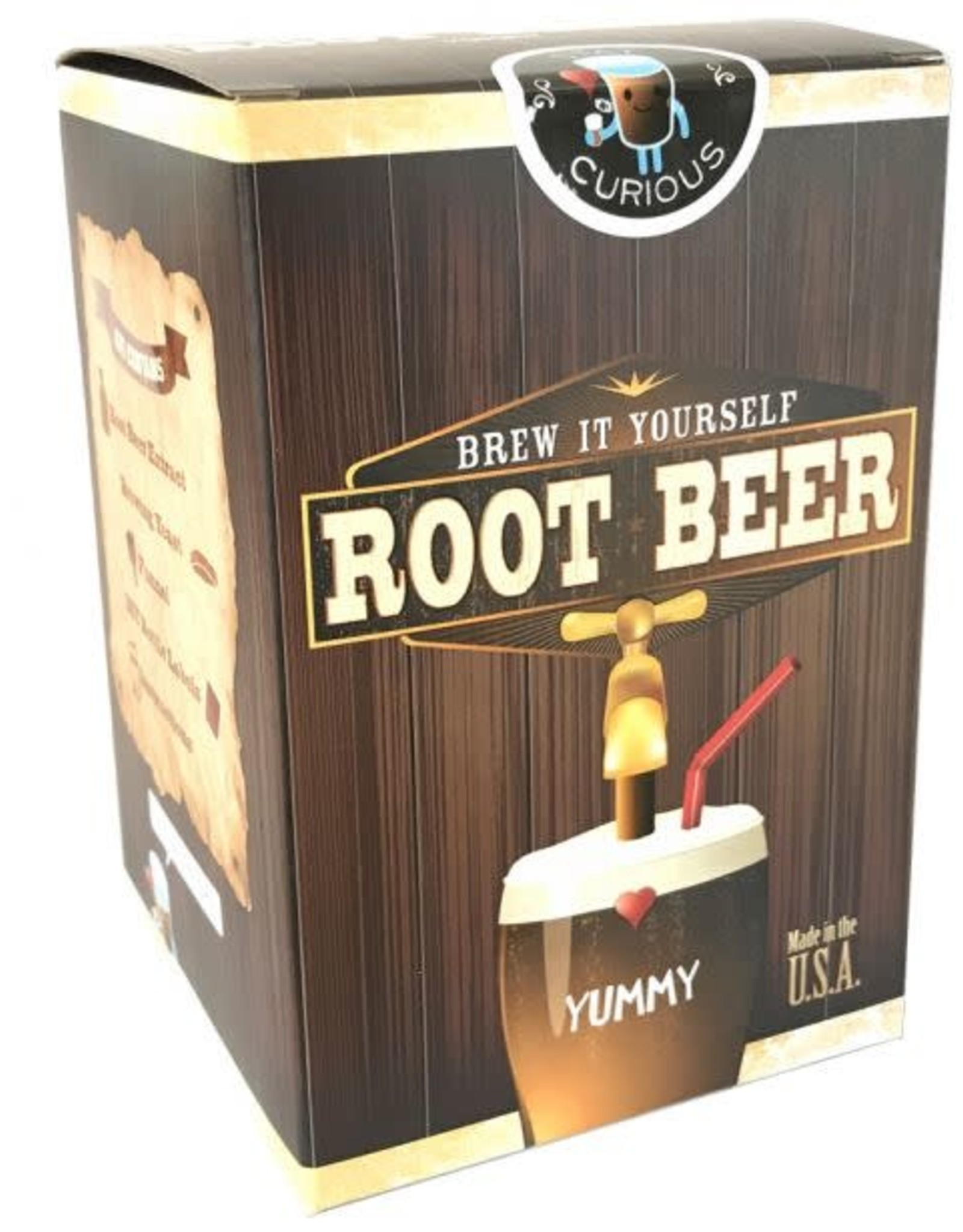 Copernicus Brew it Yourself Root beer Kit