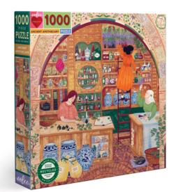 eeBoo 1000pc-Puzzle: Ancient Apothecary