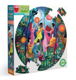 eeBoo 500pc-Puzzle: Moon Dance