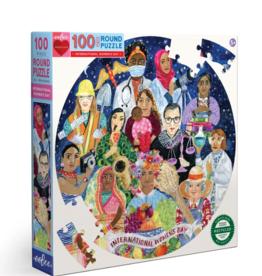 eeBoo 500pc-Puzzle: International Women's Day