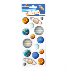 Paper House Planets Puffy Sticker