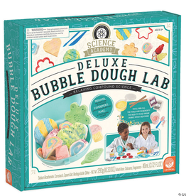 Mindware Science Academy: Deluxe Bubble Dough Lab
