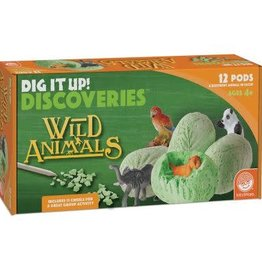 Mindware Dig It Up: Discoveries Wild Animals