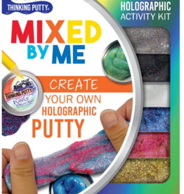 Crazy Aaron's Putty World Mixed by Me Kit, Holographic