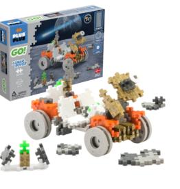 Plus Plus Go! Lunar Rover