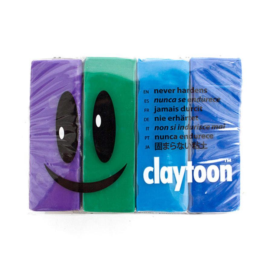 Clay & Tools