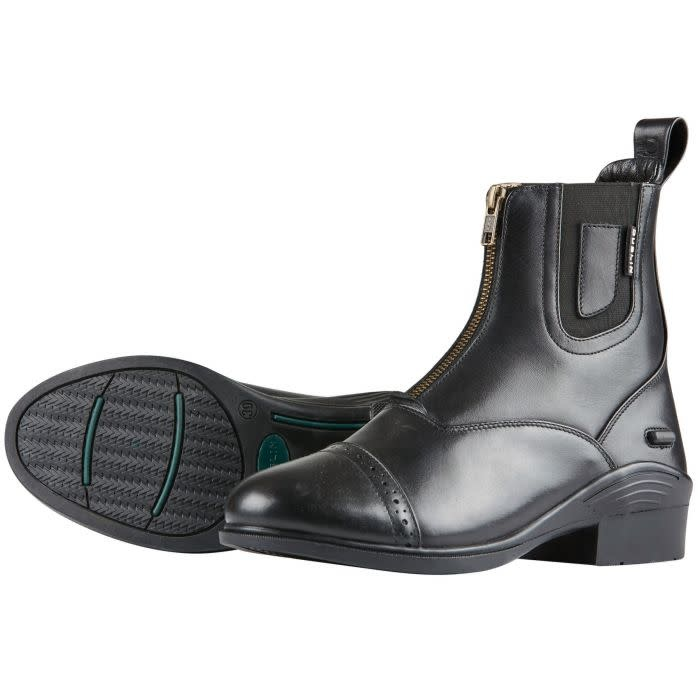Dublin Dublin Evolution zip paddock boot