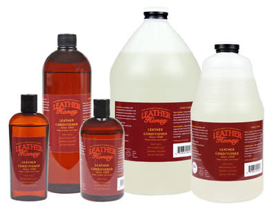 Leather Honey Leather Conditioner 16oz